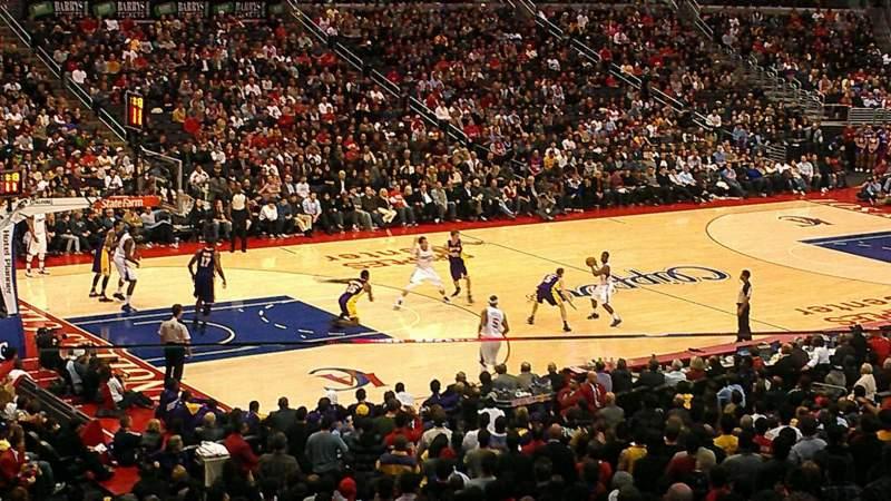 Staples Center Section Pr8 Row 2 Seat 5 Los Angeles