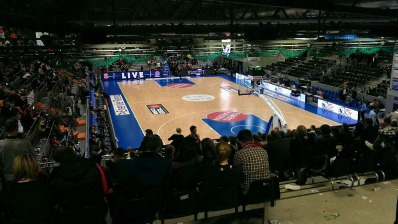 Enervie Arena, section: E
