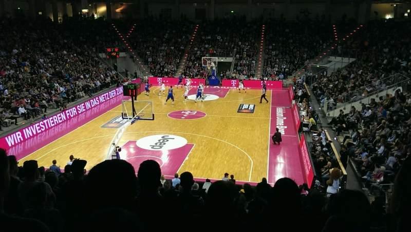 Telekom Dome, section: I