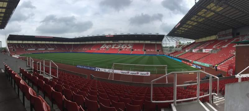 Photos Of The Stoke City At Bet365 Stadium