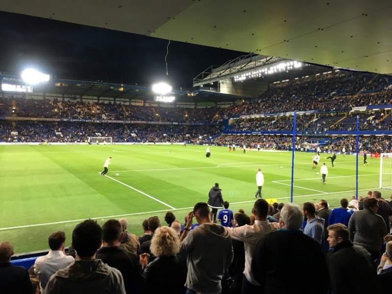 Stamford Bridge, section: SL6, row: 13, seat: 164