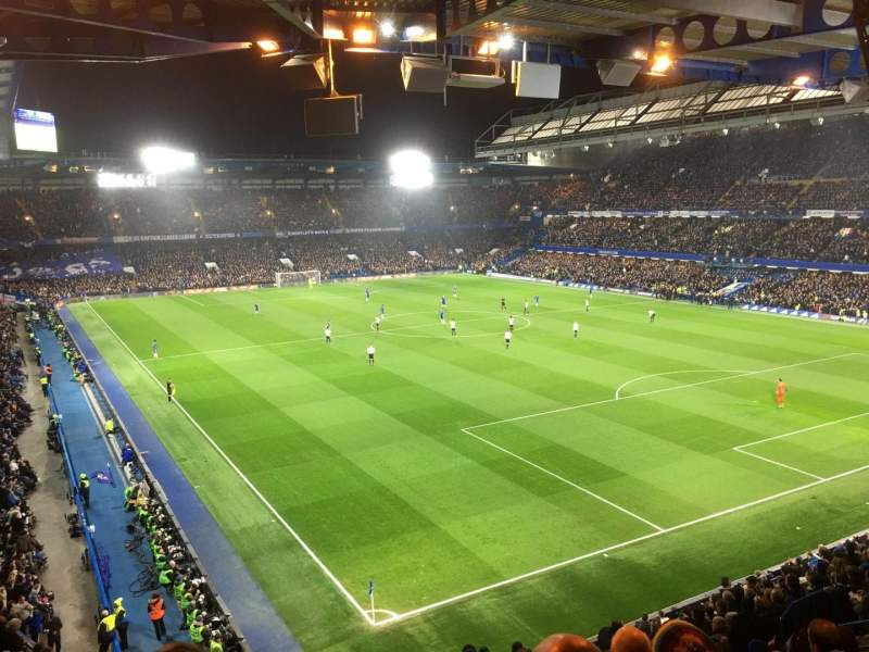 Stamford Bridge, section: SU6, row: 16, seat: 231