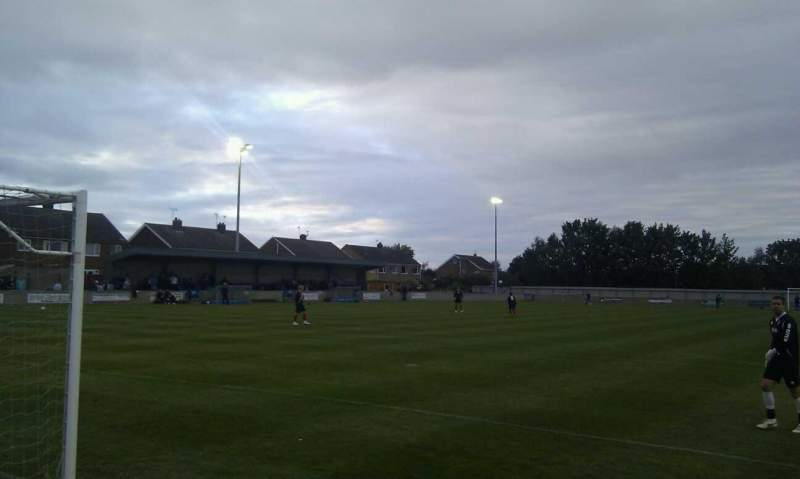 Seating view for Winterton Rangers