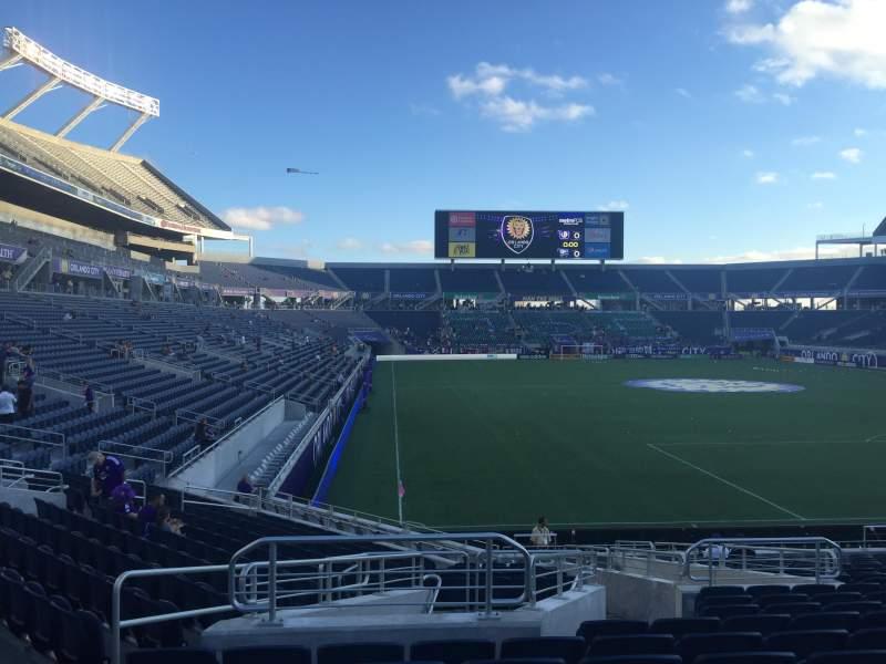 Camping World Stadium, section: 149, row: V, seat: 23