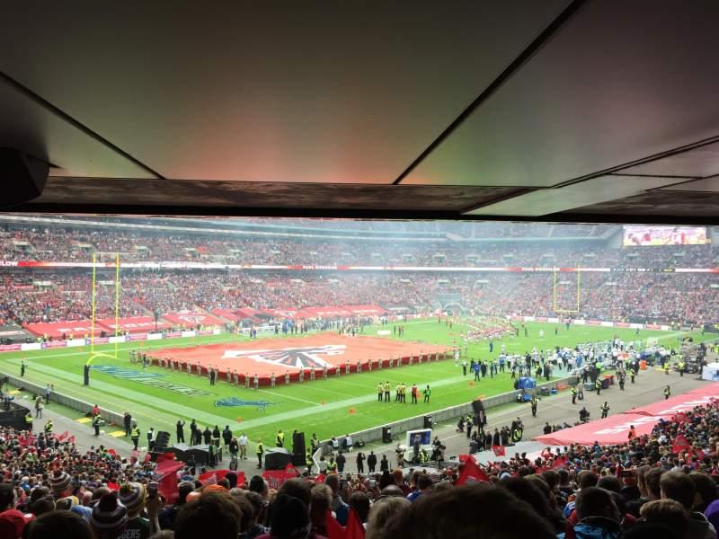 Wembley Stadium, section: 129, row: 44, seat: 177