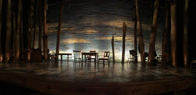 Seating view for Gerald Schoenfeld Theatre Section Orchestra Row B Seat 110