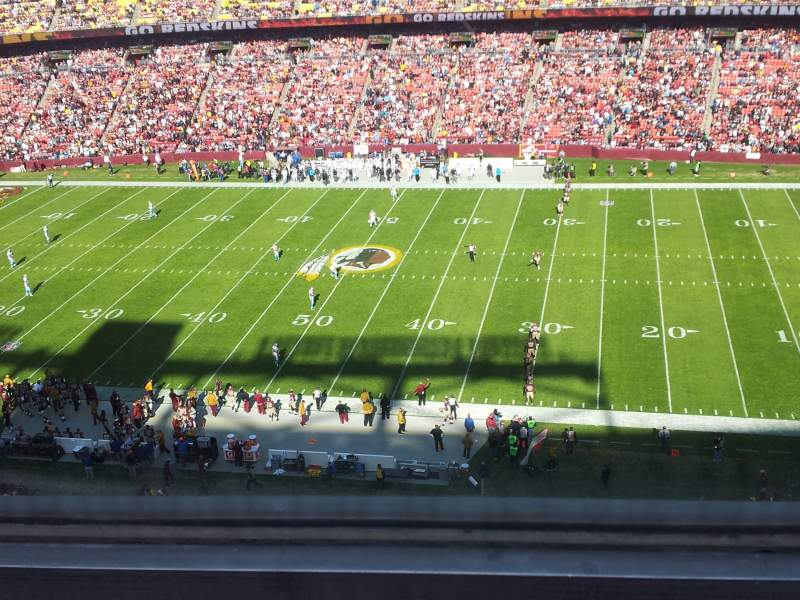 19 Luxury Fedex Field Seating Guide