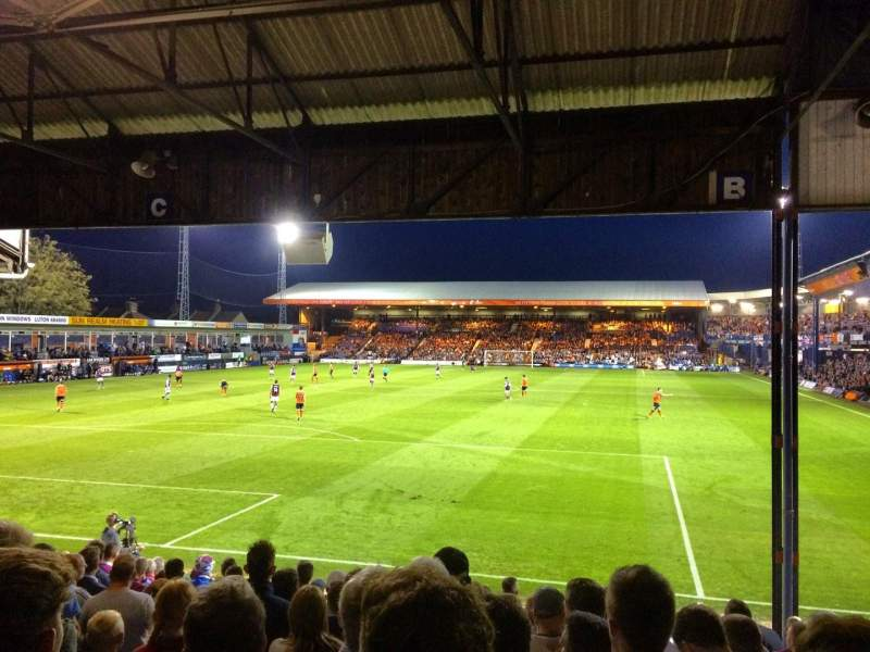 Seating view for Kenilworth Road