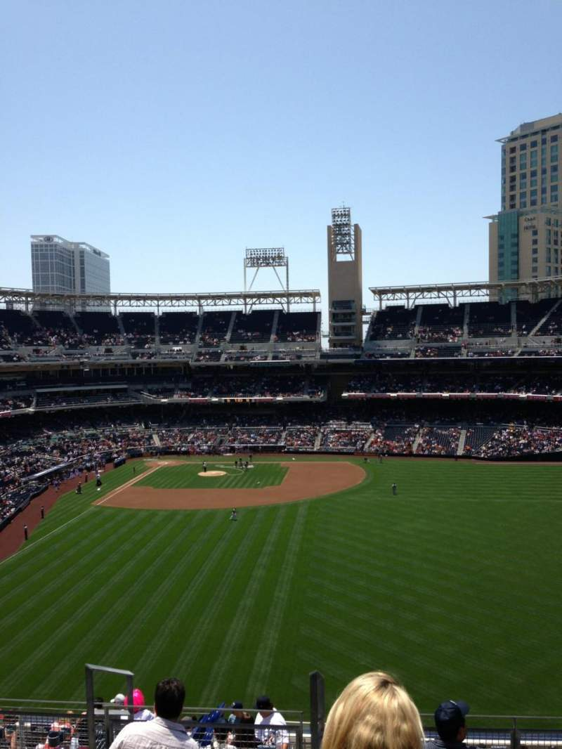 Seating view for PETCO Park Section 235