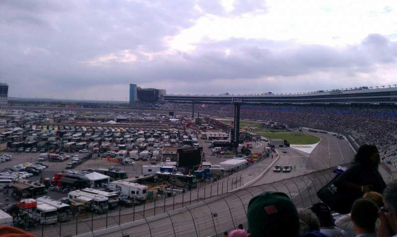 Texas motor speedway section 447 row 50 seat 12 shared for Texas motor speedway concert