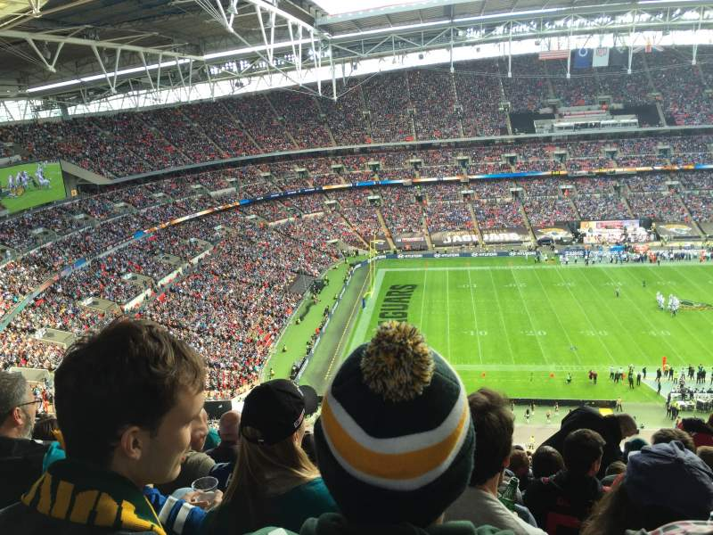 Wembley Stadium, section: 503, row: 24, seat: 81