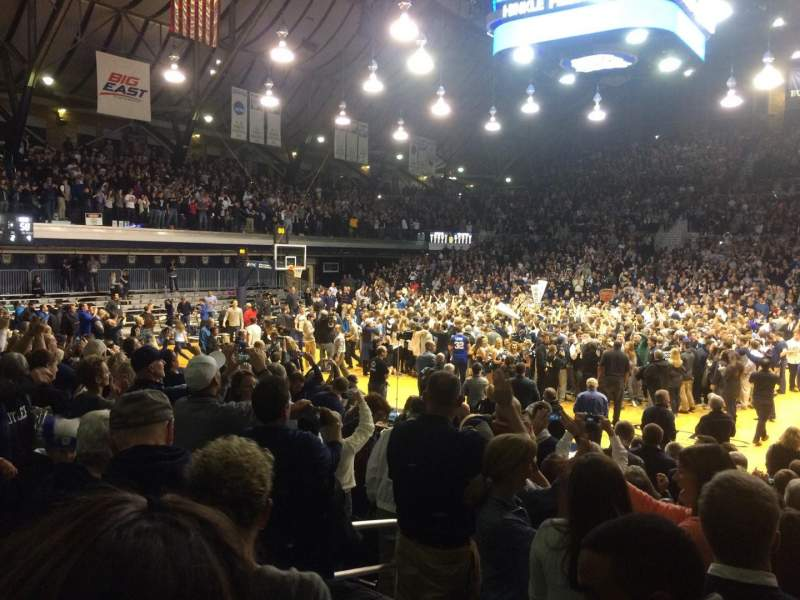 Hinkle Fieldhouse, section: 121, row: 11, seat: 12