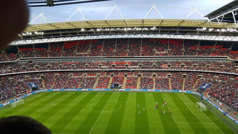 Wembley Stadium, section: 525, row: 18, seat: 354