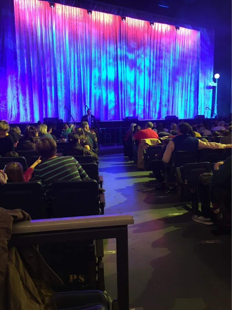 Hulu Theater At Madison Square Garden Section 101 Row M Seat 20 Sesame Street Live Shared