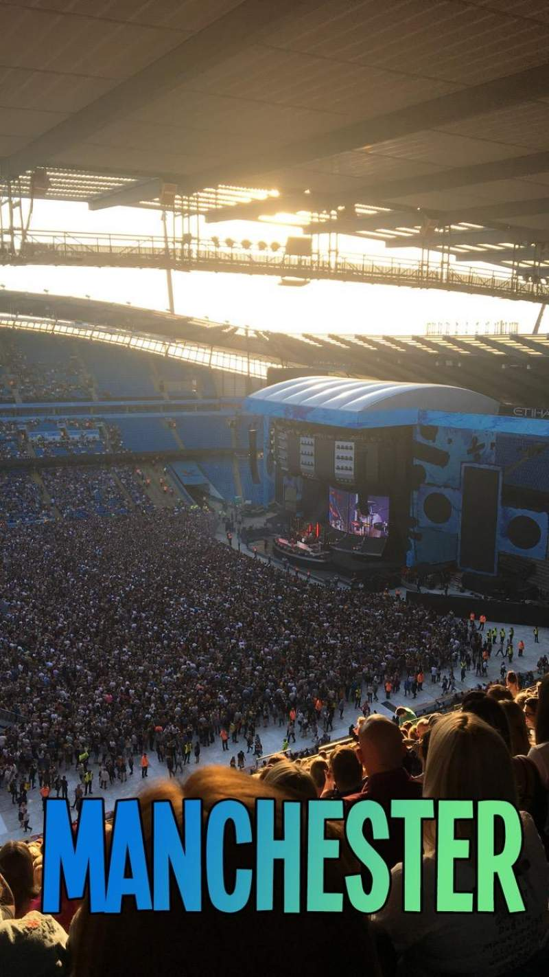 Etihad Stadium (Manchester), section: 306, row: BB, seat: 178