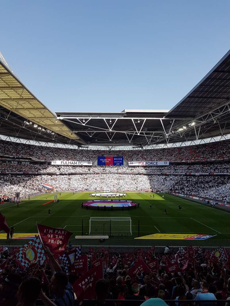 Wembley Stadium, section: 133, row: 35, seat: 319