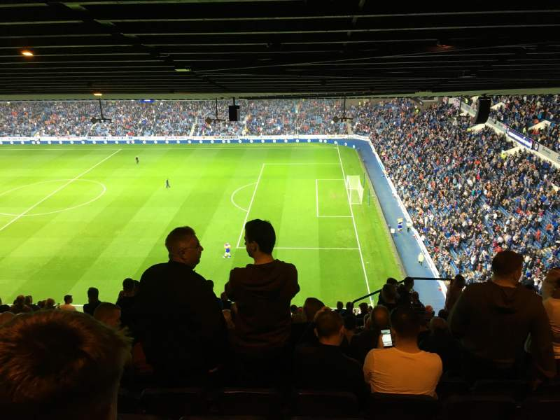 Ibrox Stadium, section: CD2, row: Z, seat: 0059