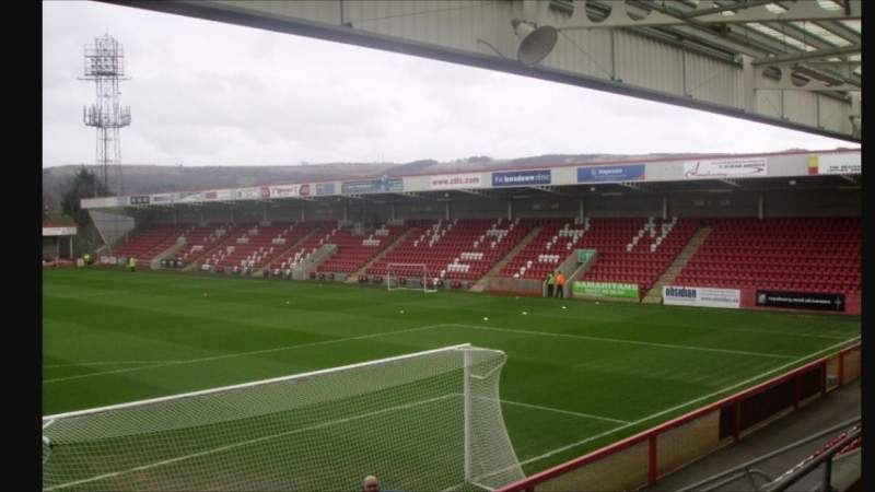 Photos Of The Cheltenham Town FC At Whaddon Road
