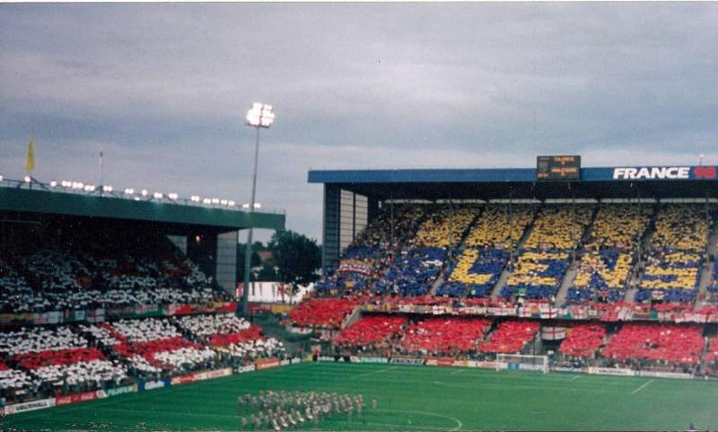 Seating view for Stade Bollaert-Delelis