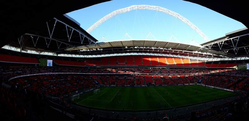 Wembley Stadium, section: 228, row: 15, seat: 35