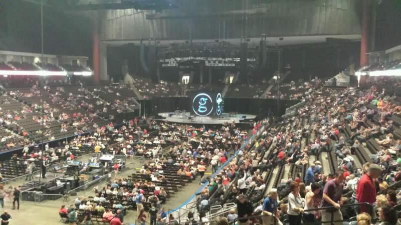 Jacksonville veterans memorial arena interactive seating chart
