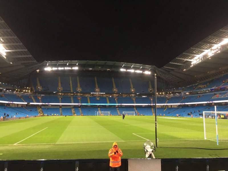 Etihad Stadium (Manchester), section: 138, row: H, seat: 172