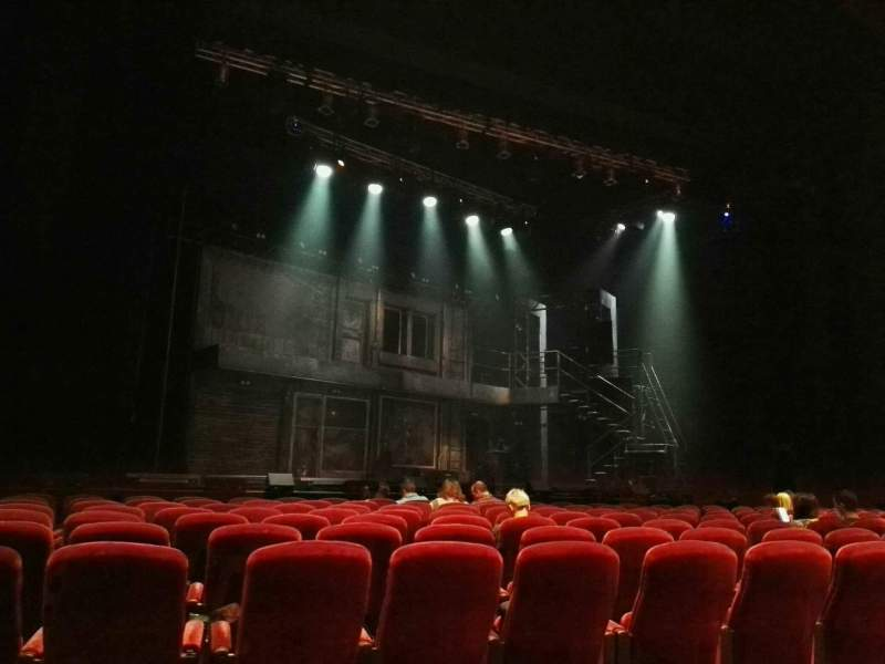 Seating view for Crown Theatre (Perth) Section Lounge Row E Seat 16