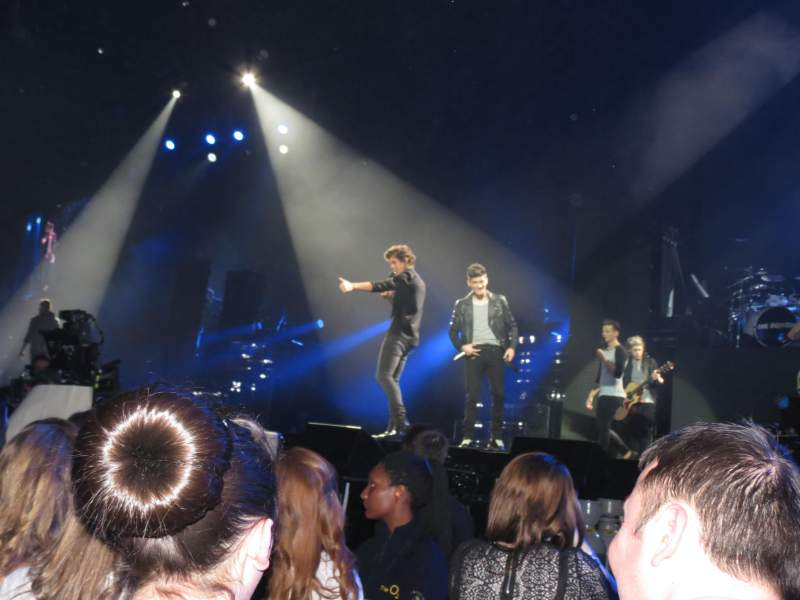 Seating view for The O2 Arena Section Floor A3 Row C Seat 51