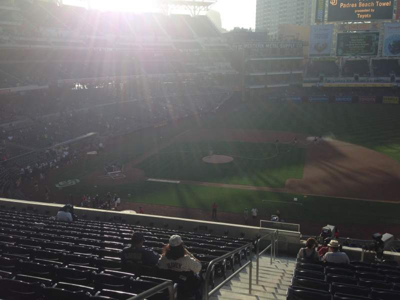 PETCO Park, section: 209, row: 14, seat: 1