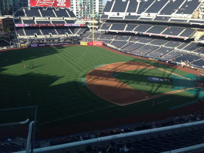PETCO Park, section: 318, row: 10, seat: 24