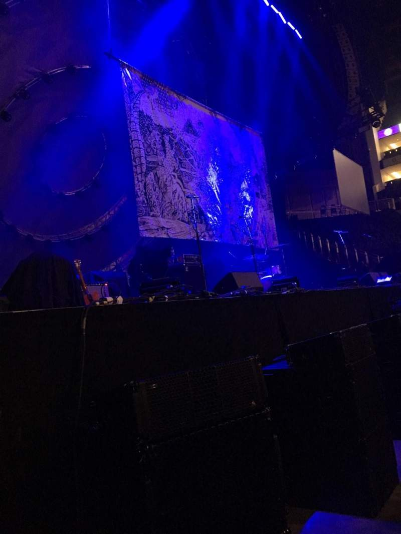 The O2 Arena, section: Standing