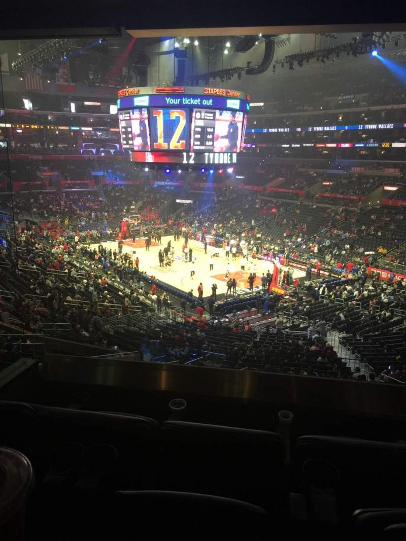 Staples Center, section: Suite A37