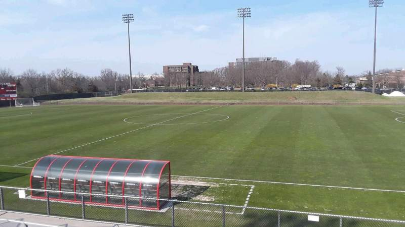 Yurcak Field, section: 3, row: 12, seat: 10