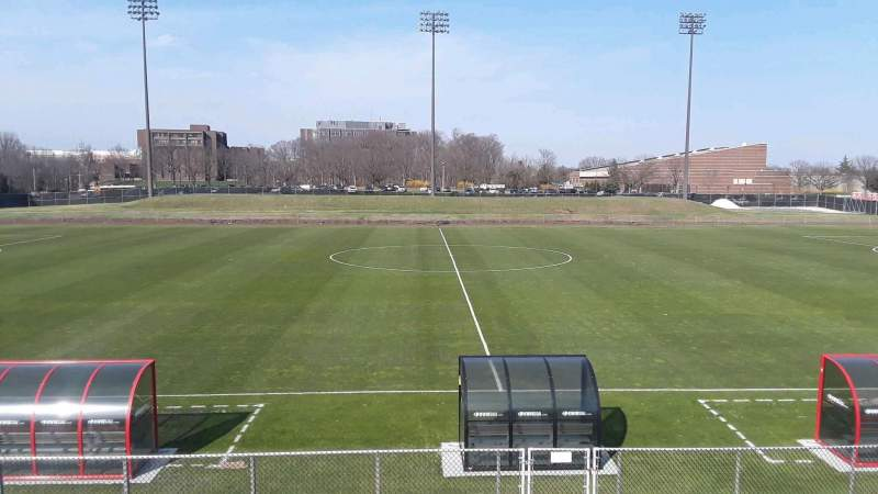 Yurcak Field, section: 5, row: 10, seat: 7