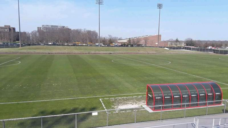 Yurcak Field, section: 7, row: 10, seat: 7