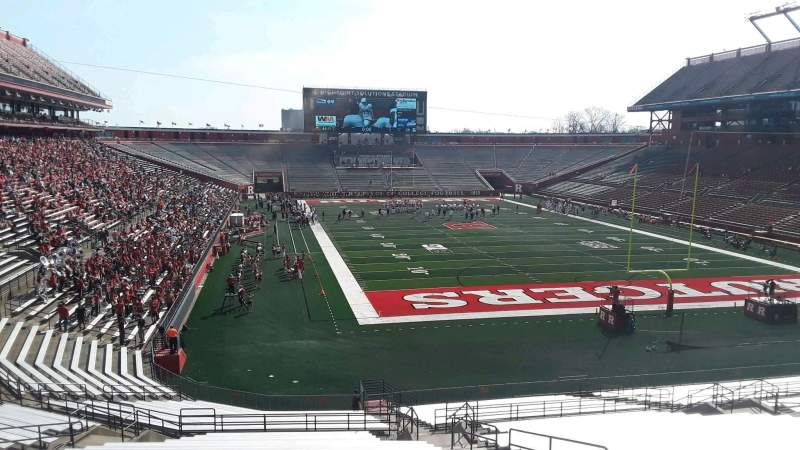 High Point Solutions Stadium, section: 118, row: 38, seat: 14