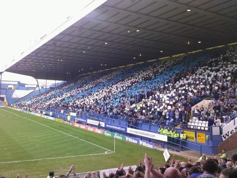 Seating view for Hillsborough Stadium Section X1 Row 16 Seat 175