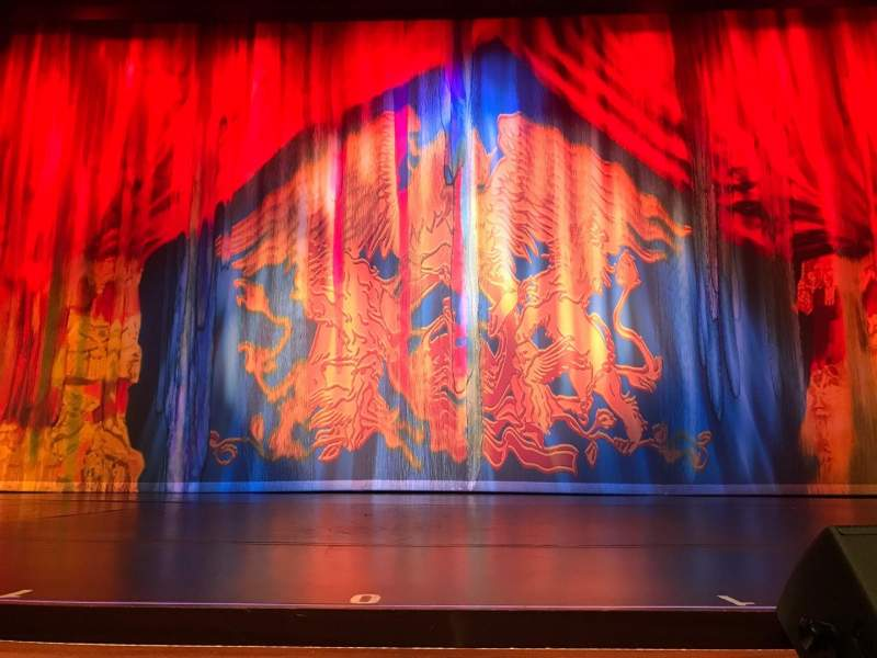 Seating view for Royal Theatre (Anthem of the Seas) Section ORCC Row A Seat None