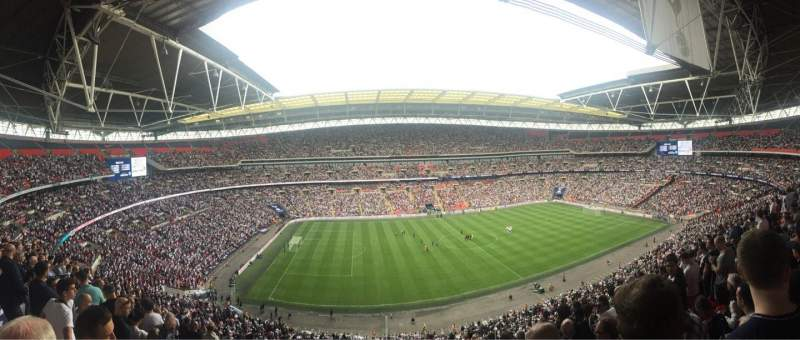 Wembley Stadium, section: 529, row: 12, seat: 70