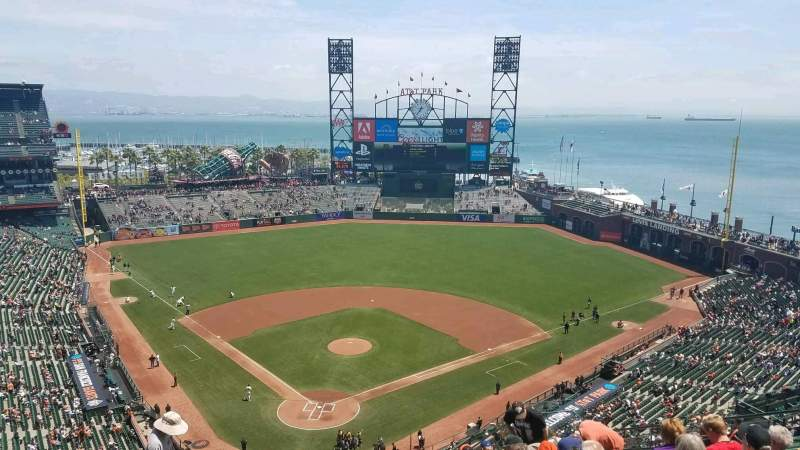 AT&T Park, section: 314, row: 12, seat: 11