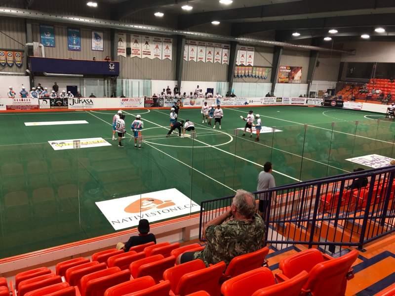 Iroquois Lacrosse Arena