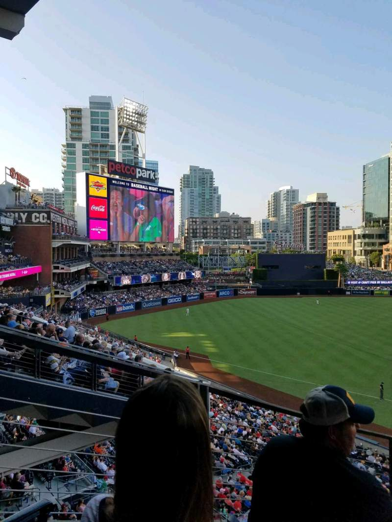 PETCO Park, section: 210, row: 11, seat: 7